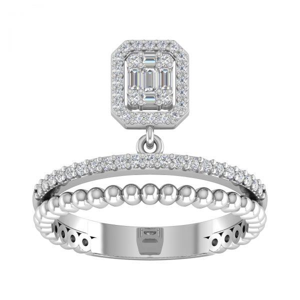 Diamond Ring SNJ-1210