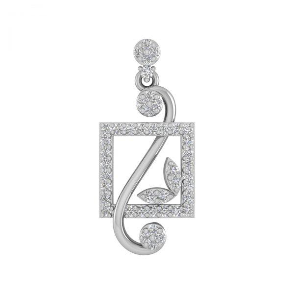 Diamond Pendant 7897