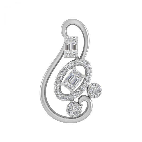 Diamond Pendant 7898