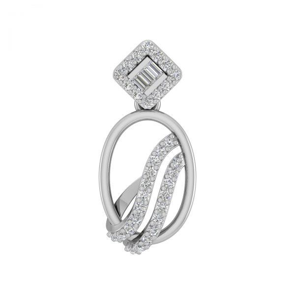 Diamond Pendant 7896