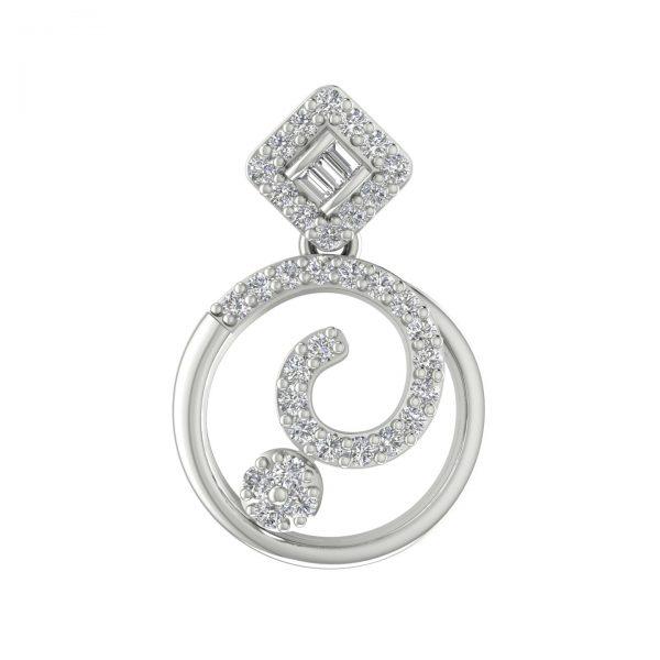 Diamond Pendant 7917