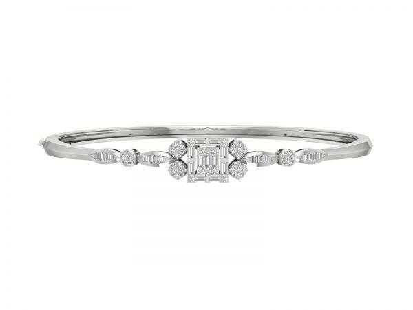 Diamond Bangle 4447
