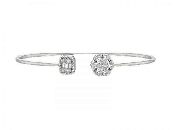 Diamond Bangle 4453