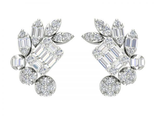 Diamond Earring 2587