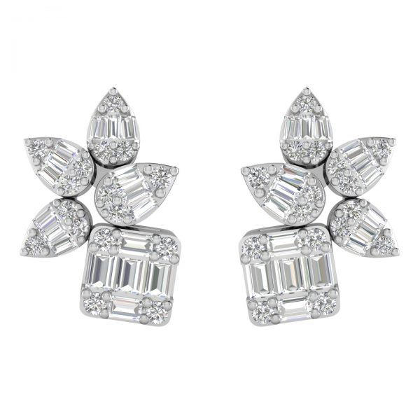 Diamond Earring 2579