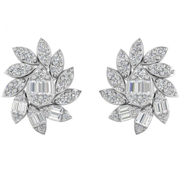 Diamond Earring 2593