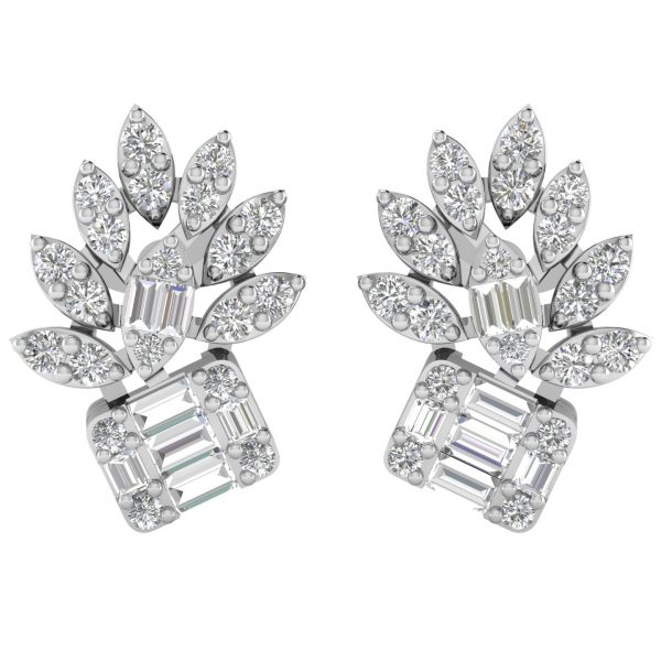 Diamond Earring 2582