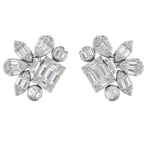 Diamond Earring 2586