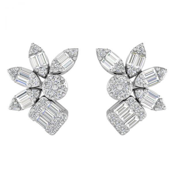 Diamond Earring 2590