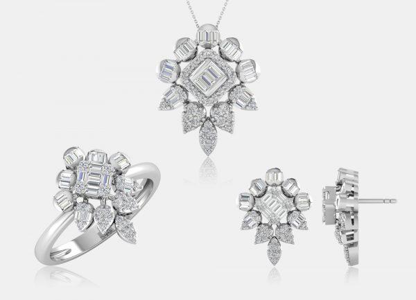 Diamond Pnd Set 33083