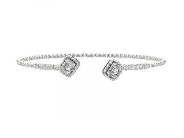Diamond Bangle 4464