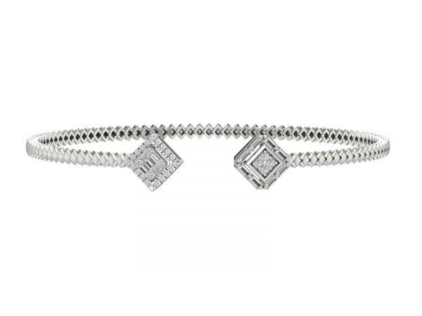 Diamond Bangle 4467