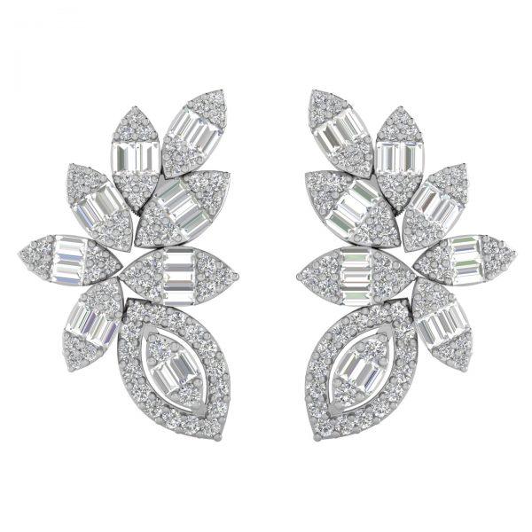 Diamond Earring 2562