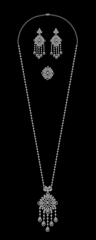 Diamond Neck Set 893